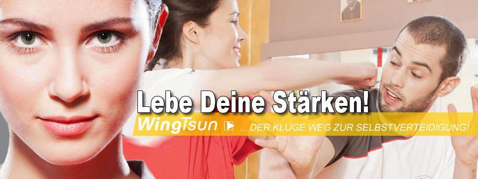 WingTsun Akademie Meschede  -  Arnsbergerstr. 14  in 59872 Meschede  -  im 1. Obergeschoss